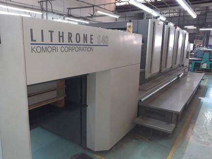 LS 440 H Komori