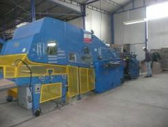 Diemaster automatic die-cutting press S&S