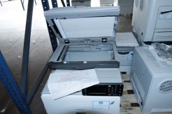 8#2003 Ricoh multifunction MP C305SPF