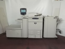 8#2602 Xerox DC252 Color Multifunction Printer