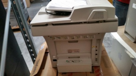3#2602 B & W Xerox WorkCentre 3550 printer Xerox