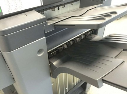 Stampante digitale Konica Minolta bizhub Pro C6500 Konica