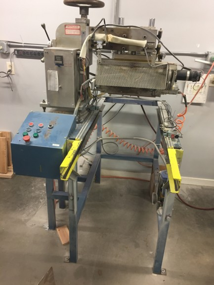 Gilding Machine Type M + B OCHSNER