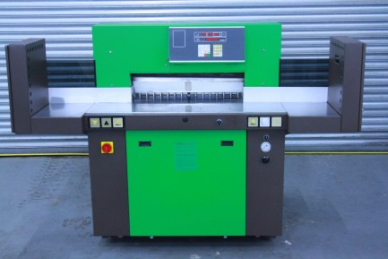 EBA 10/720 cnc Programmable Guillotine with Light Beam Guards EBA