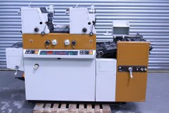 Ryobi/Itek 3985/ 3302 True Two Colours Offset Press Ryobi