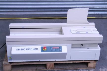 Duplo DB 200 Perfect Binder Duplo