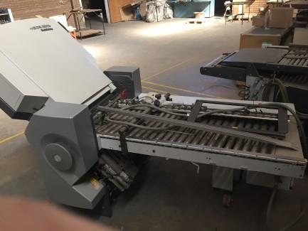 Stahlfolder TH 56/64 + VFZ Automatic - R Heidelberg