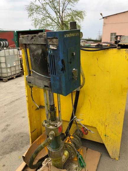 Technotrans ink system Press Components