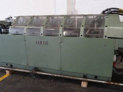 Case-Binding machine Kolbus BF 520 (40) compact flow line [1974] Kolbus