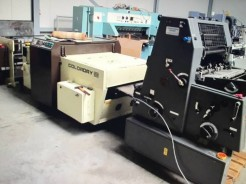 Heidelberg GTO 52 Color Dry  1984