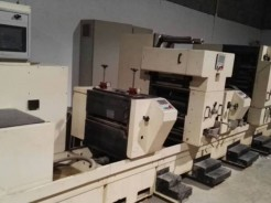 Label-Printing machine Delta Malbate 350 [2005]