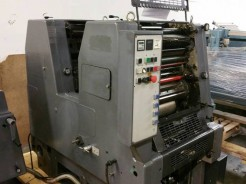 Heidelberg Printmaster GTO 52 4 (plus version)
