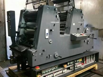 Heidelberg Printmaster GTO 52 -2 (plus version) Heidelberg