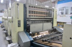 Lithrone 440+L Komori
