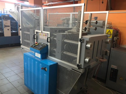 PV10  Tray forming machine Novatec