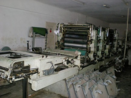 Reel to Box Line: AV3 Autovariable + PCR 880 Bobst