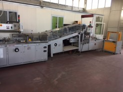 c-80-750 Shrink wrapping machine