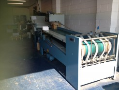 T 72 folding machine 6/4/4 MBO