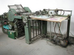 K58/6KTL folding machine Stahl