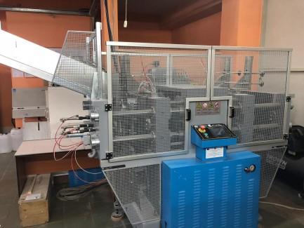 PV10  Tray forming machine Novatec