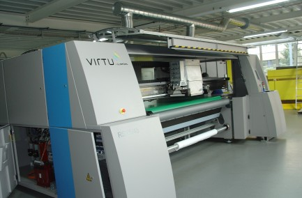 VIRTU RS25/48 UV digital printer Polytype