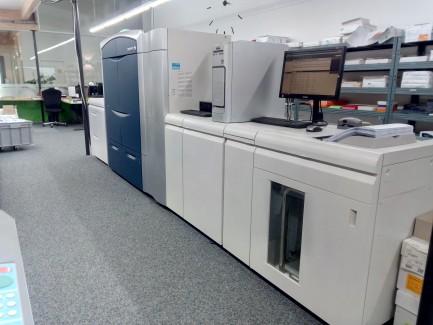 ColorPress CP 1000 Xerox