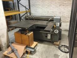 cardboard cutter CRI 1400 Bobst