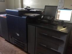 Minolta Press C8000