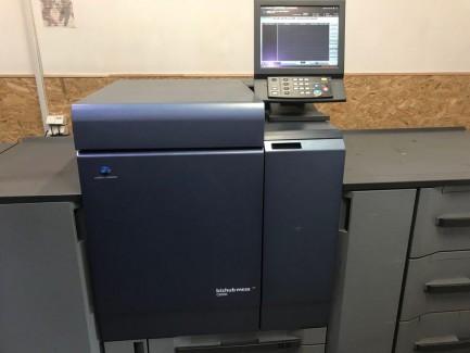 Minolta bizhub PRESS C8000 Konica