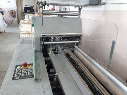 SP-GR wrapping machine Beck