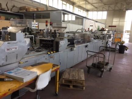 c-80-750 Shrink wrapping machine Sitma