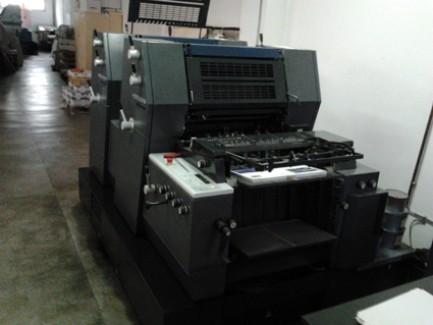 Printmaster GTO-52-P  Heidelberg