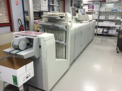 Image Press C7000VP(IP 7000 FINISHER)