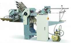 Folding machines  models 366K, 406K and 476 K CHINA NEW
